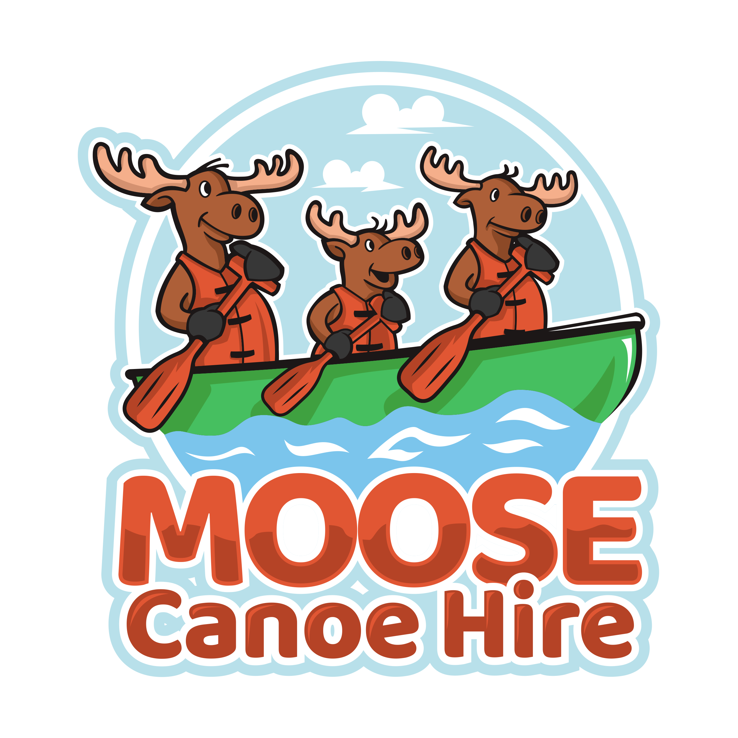 Moose Canoe Hire Marlow
