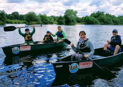 Canoe Hire Thames